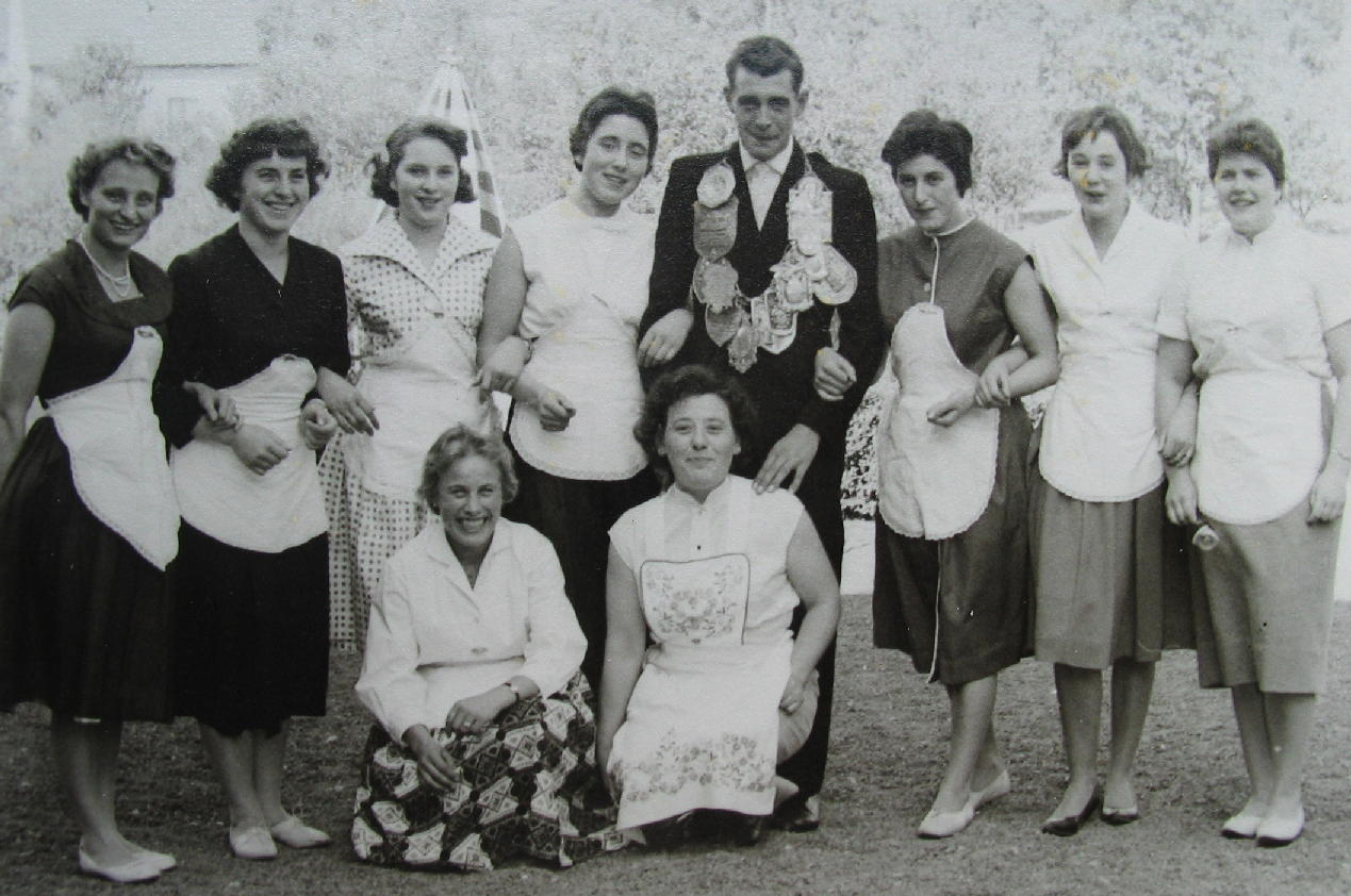 1959 König: Walter Mombauer Foto: Thomas Schaaf
