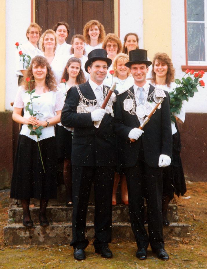 1992 König: Uli Doll Foto: Dominik Knieps