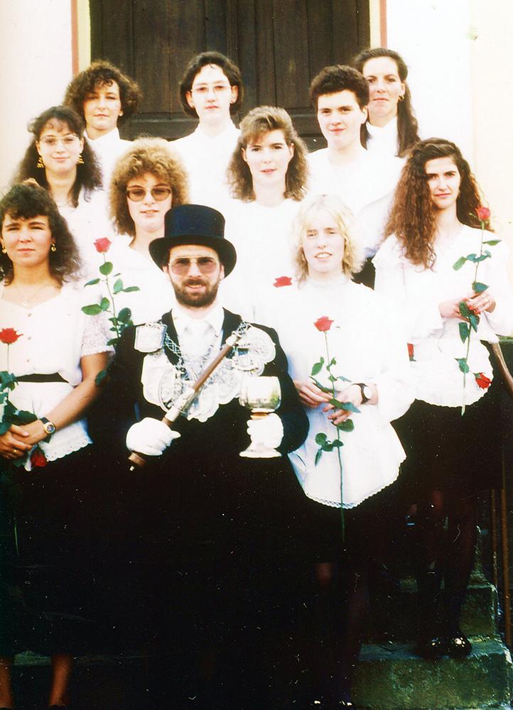 1993 König: Lothar Krämer Foto: Dominik Knieps