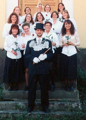 1997 König: Werner Braun Foto: Dominik Knieps