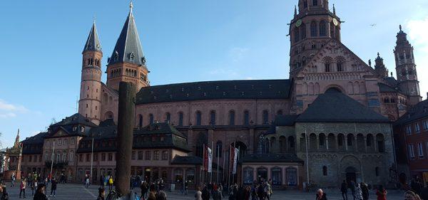 Der Mainzer Dom. Foto: JSG Lantershofen