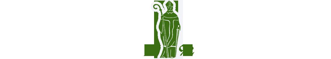 """Junggesellen-Schützen-Gesellschaft """"St. Lambertus Lantershofen"""" e.V. Logo"""