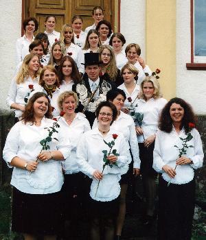 2001 König: Jörg Bender Foto: Dominik Knieps