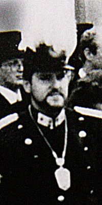 Hauptmann Hubert Münch. Foto: Thomas Schaaf