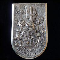 Königsschild von Horst Schierack. Foto: Robin Grießel