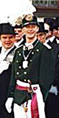 Hauptmann Markus Jüris. Foto: Thomas Schaaf