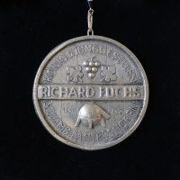 Königsschild von Richard Fuchs. Foto: Robin Grießel