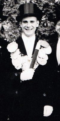 Schützenkönig Otto Krämer. Foto: Otto Krämer