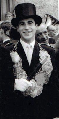 Schützenkönig Wilfried Winand. Foto: Otto Krämer