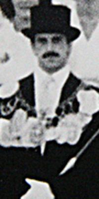 Schützenkönig Uli Ley. Foto: Thomas Schaaf