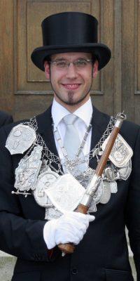 Schützenkönig Johannes Kappen. Foto: Thomas Schaaf