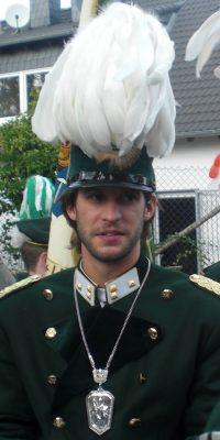 Hauptmann Andreas Althammer. Foto: Robin Grießel
