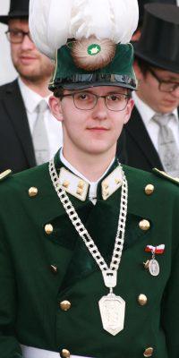 Hauptmann Johannes Schütz. Foto: Petra Schütz